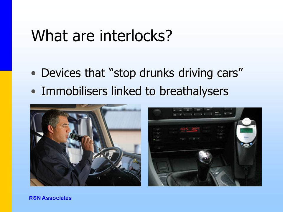 What are interlocks.