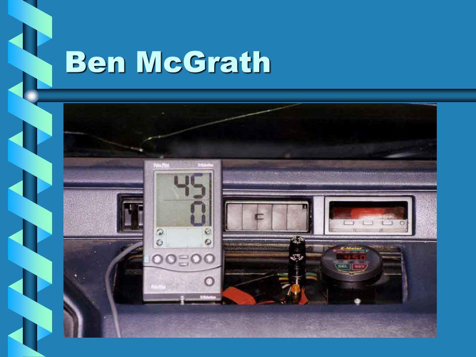 Ben McGrath