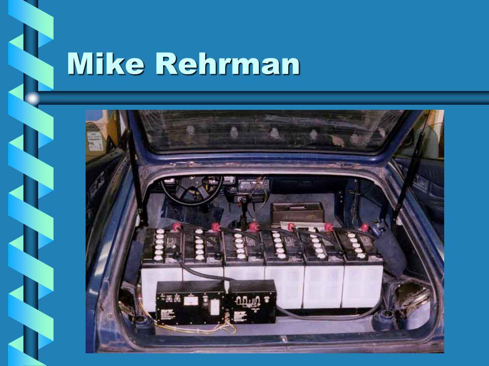 Mike Rehrman