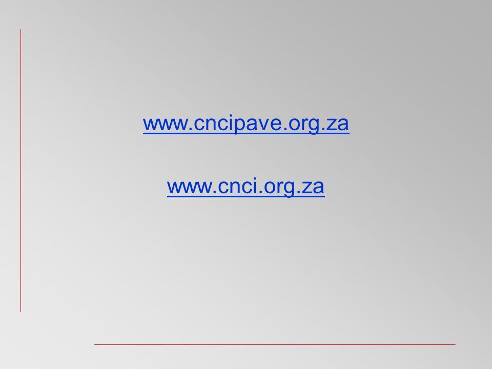 www.cncipave.org.za www.cnci.org.za