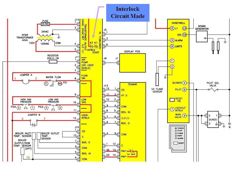 Interlock Circuit Made
