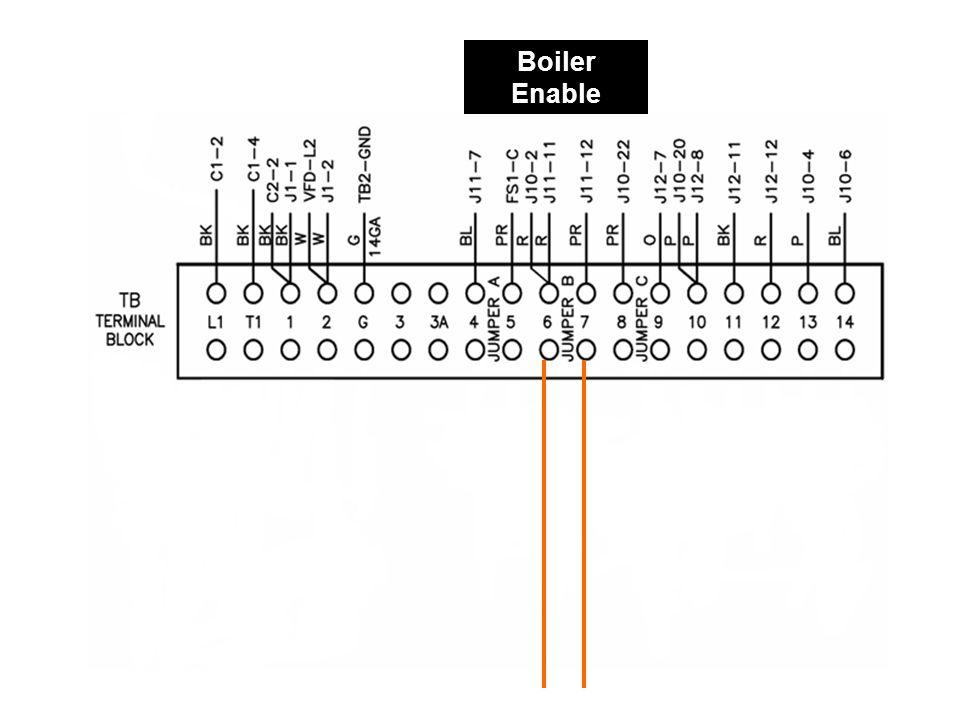 Boiler Enable