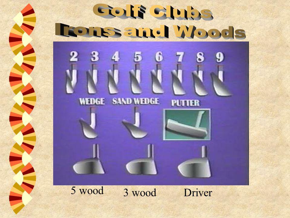 5 wood 3 woodDriver