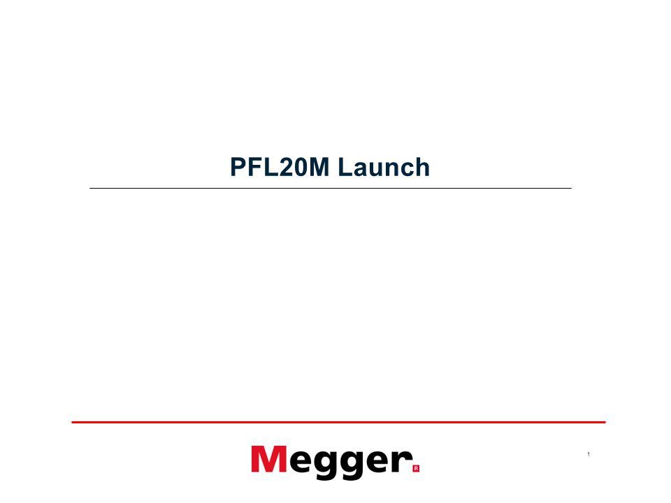 1 PFL20M Launch