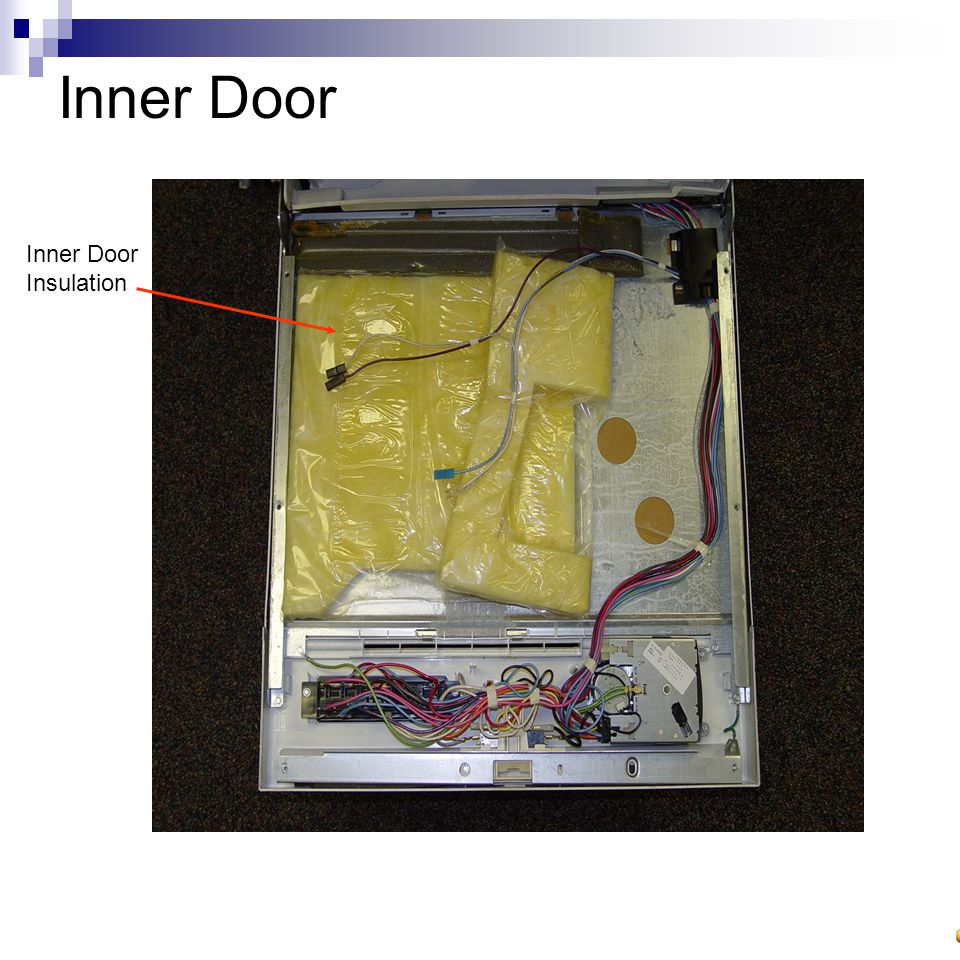 Inner Door Inner Door Insulation