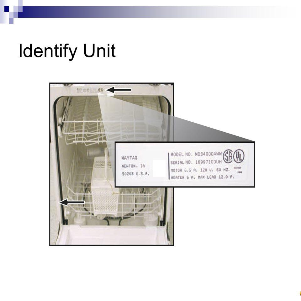 Identify Unit