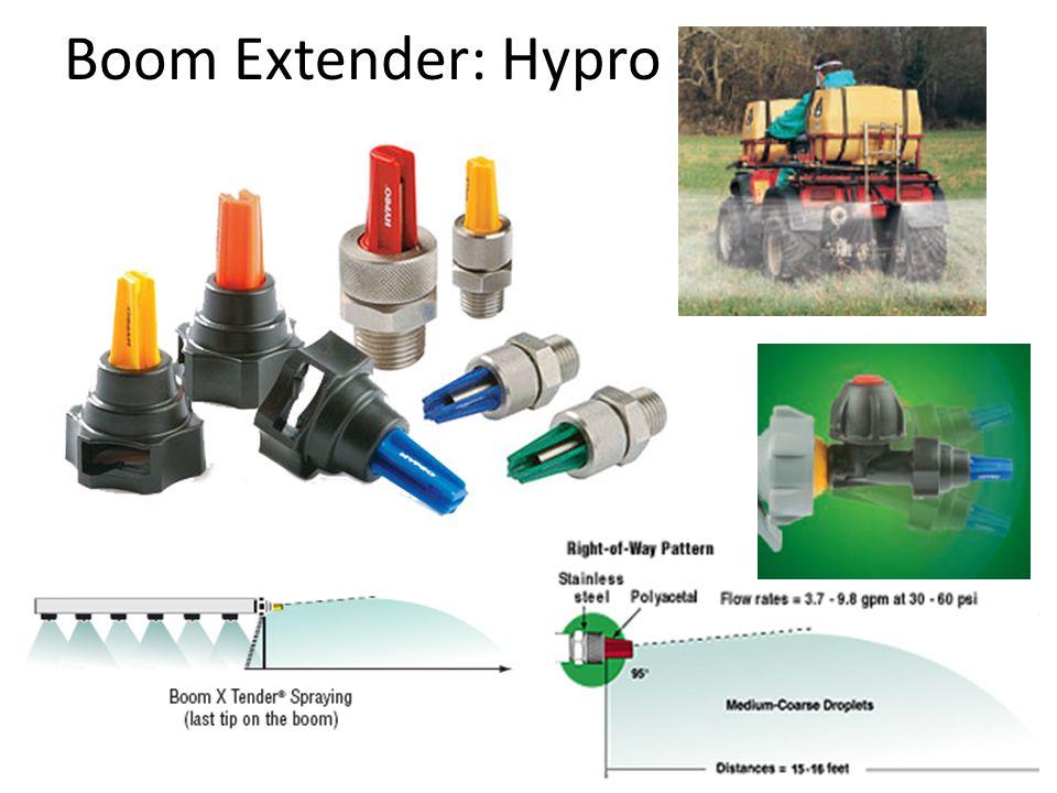 Boom Extender: Hypro