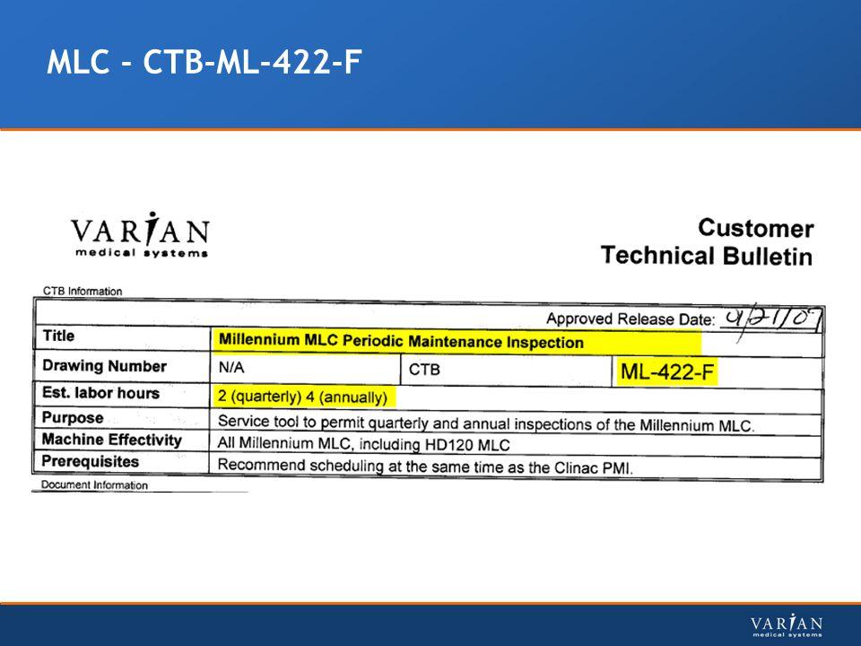 MLC - CTB-ML-422-F