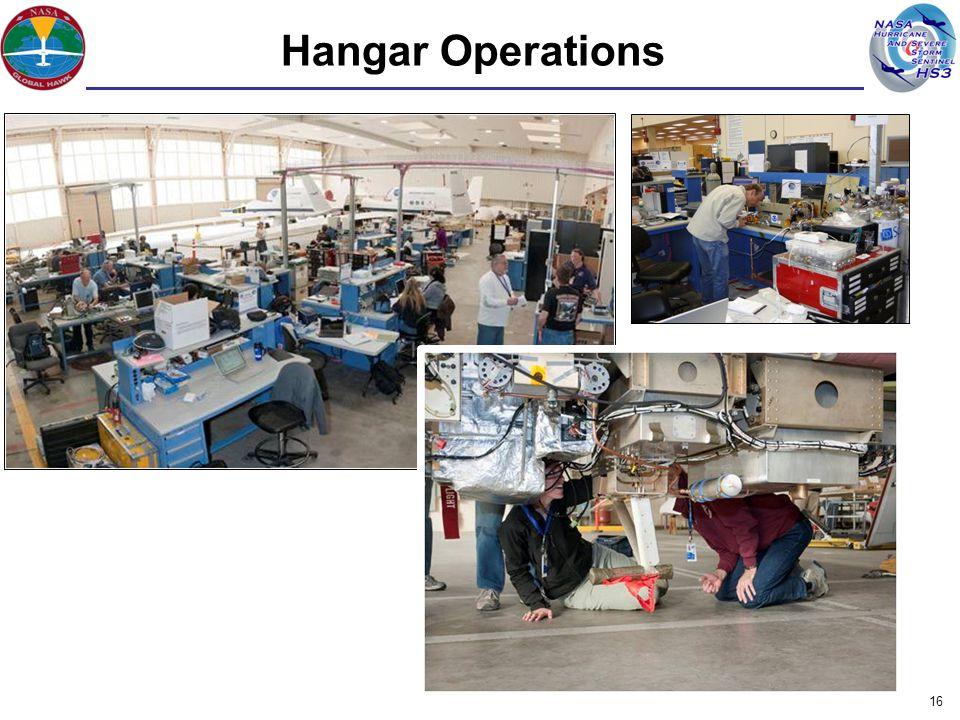 Hangar Operations 16
