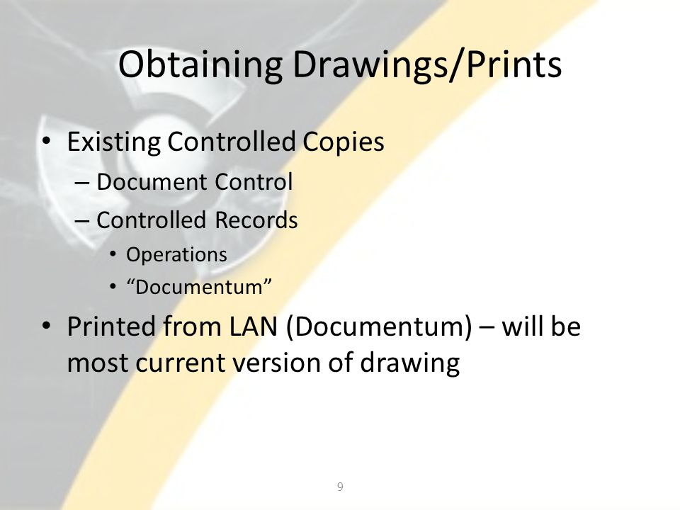 Document Numbering System Electrical (Wiring) Drawings - Discipline 3 – 5th Element - Type of drawing A - one-line diagram, general notes, symbols, numbering system, abbreviations, and main one-line B - elementary C - wiring 20