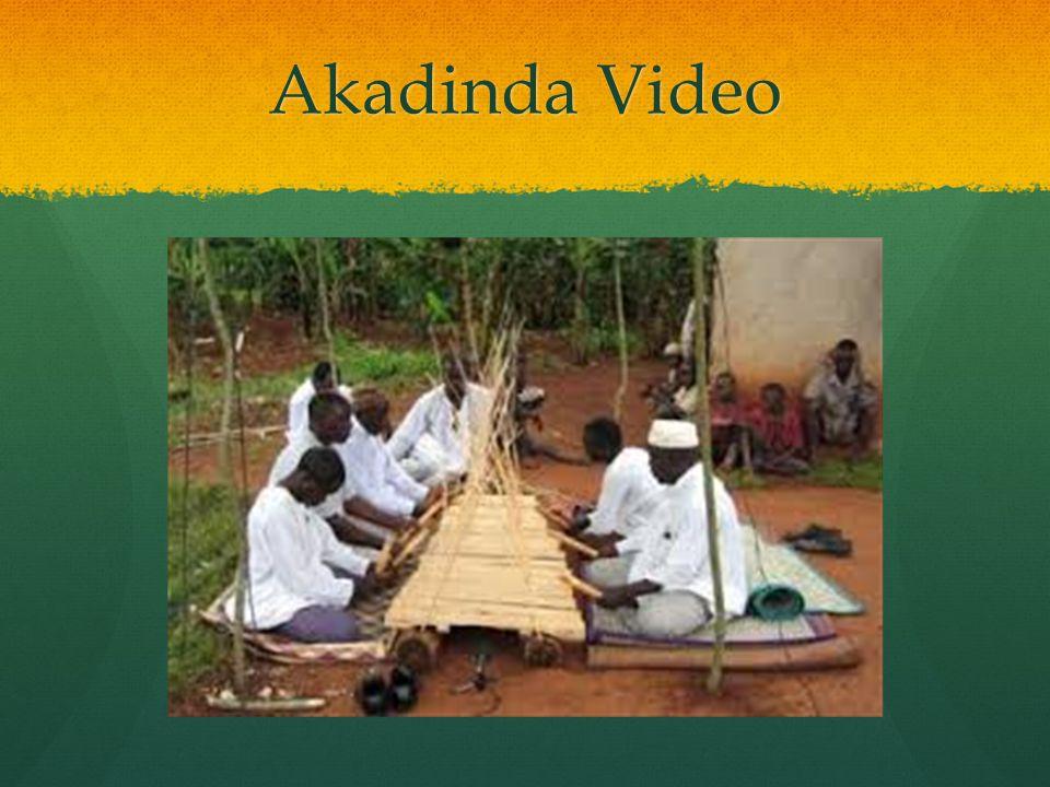 Akadinda Video