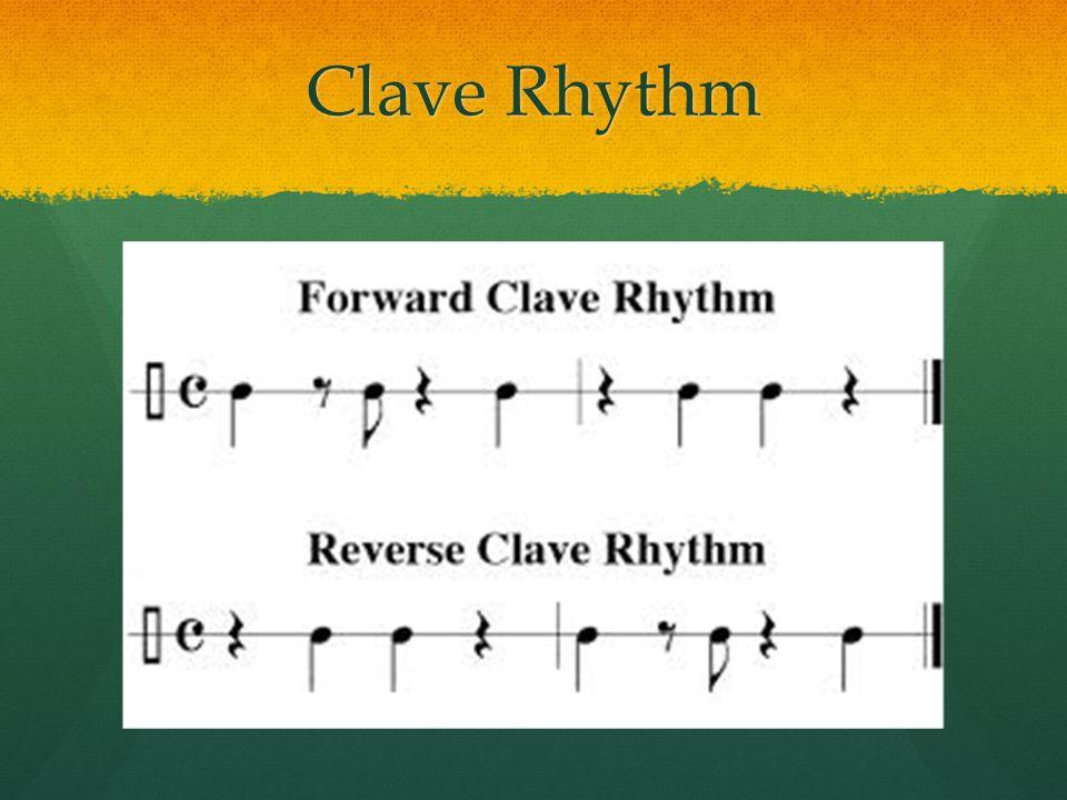 Clave Rhythm