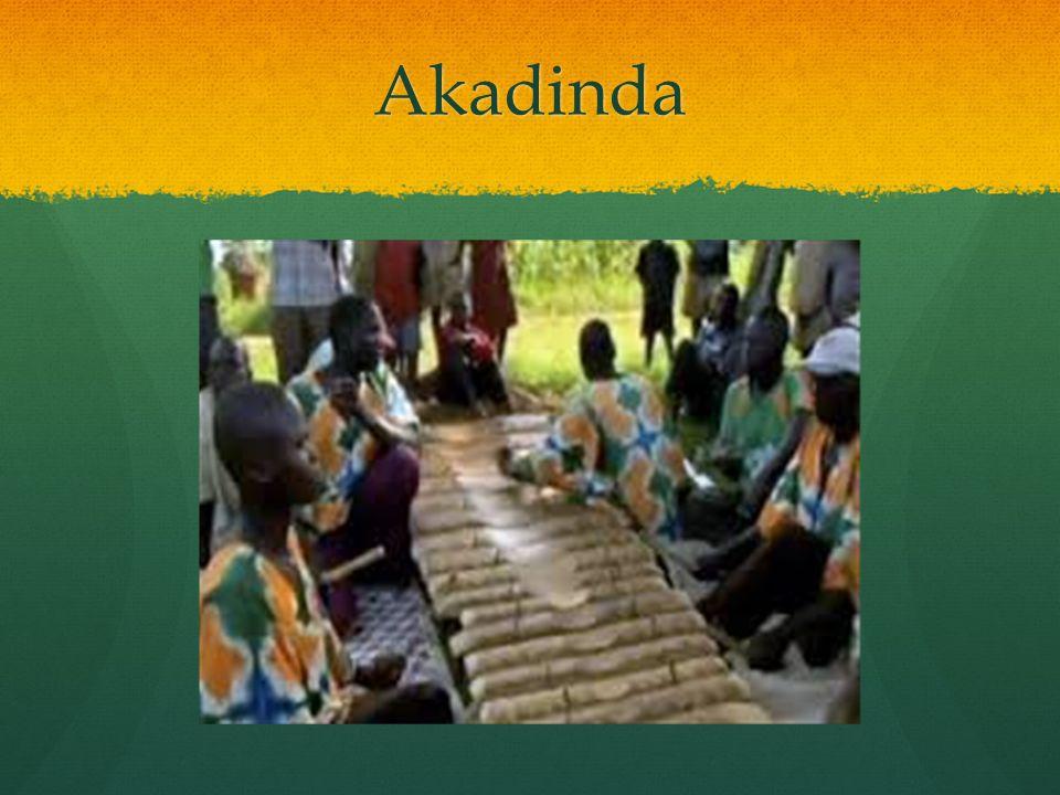 Akadinda