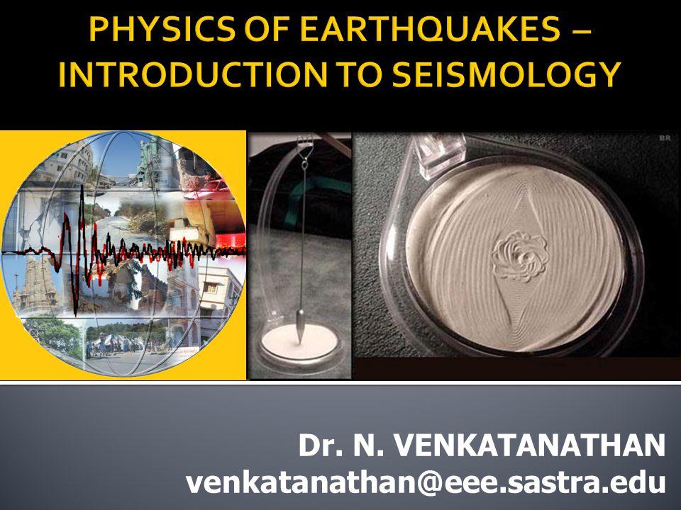 Dr. N. VENKATANATHAN venkatanathan@eee.sastra.edu