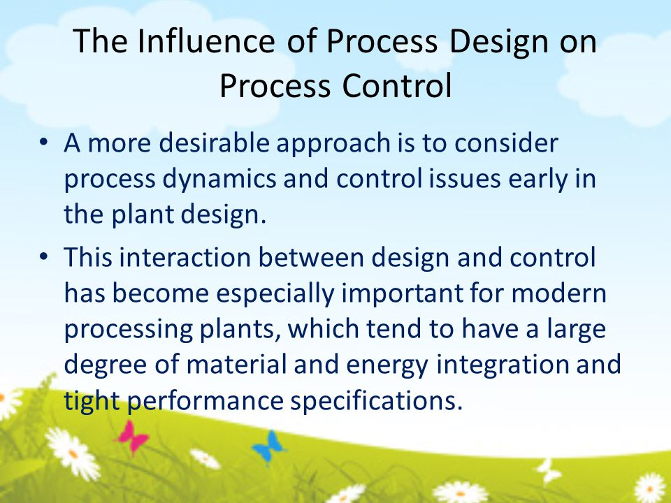 Process Safety & Process Control Process alarms Types of alarms: Type 4 Alarm: An alarm switch with its own sensor A type 4 alarm system has its own sensor that serves as a backup in case the regular sensor fails.