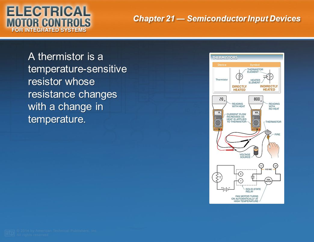 Chapter 21 — Semiconductor Input Devices Capacitive proximity sensors use a capacitive field to detect the presence of a target.