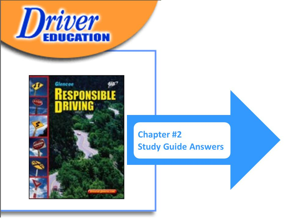 Chapter #2 Study Guide Answers