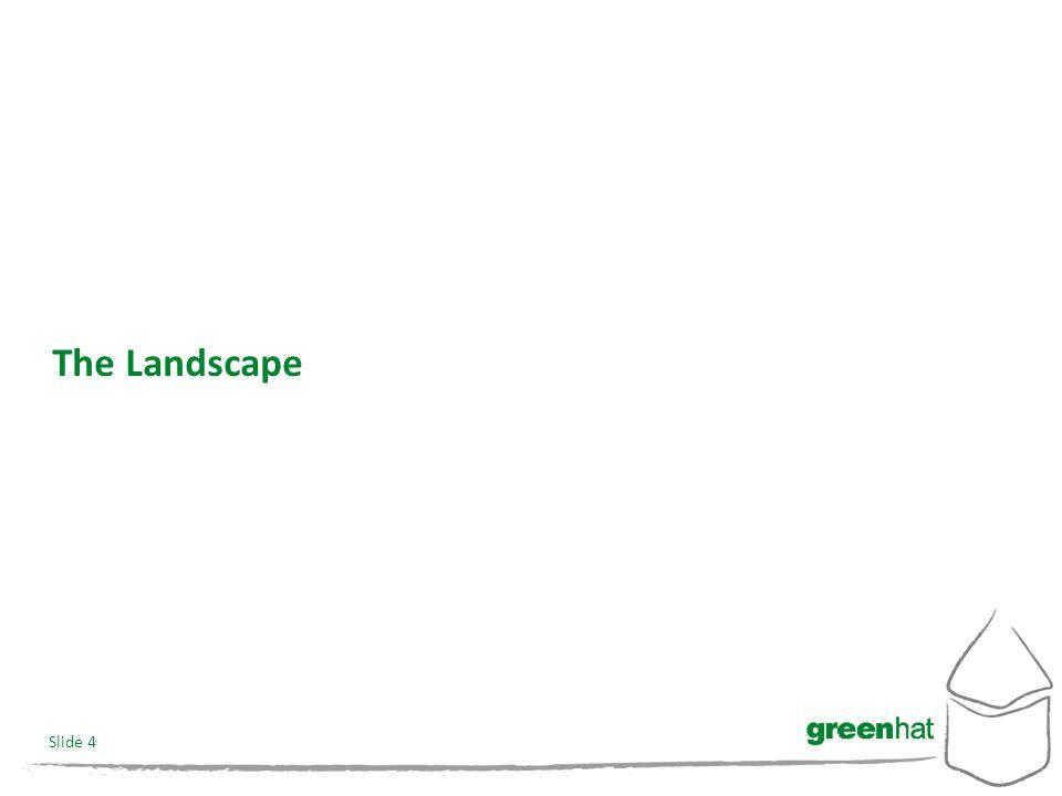 Slide 4 The Landscape