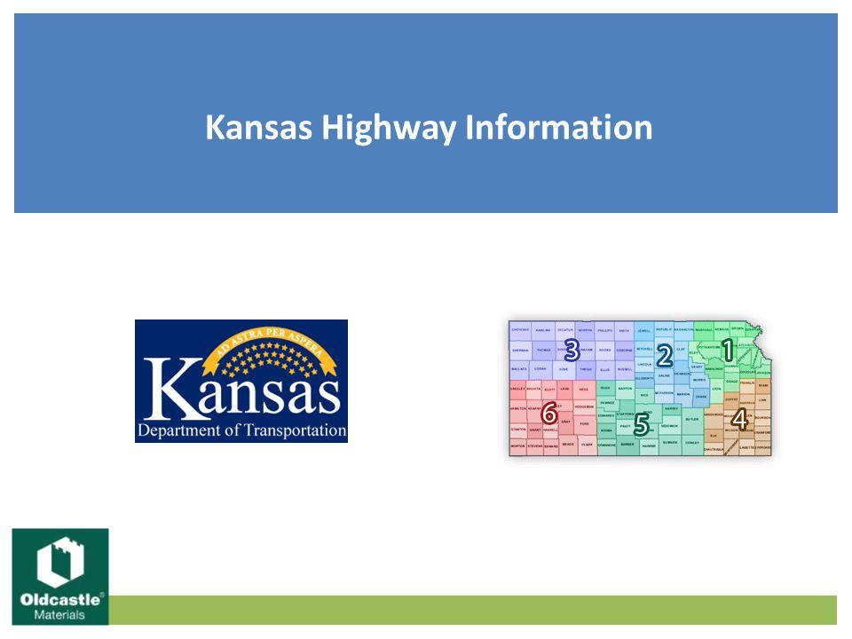 Kansas Highway Information