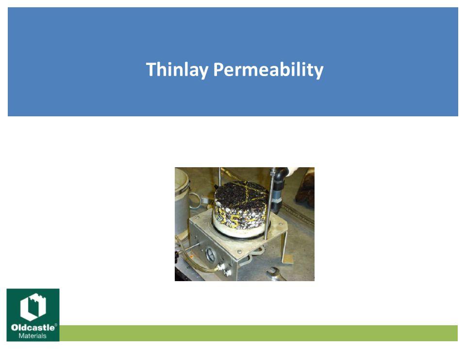 Thinlay Permeability