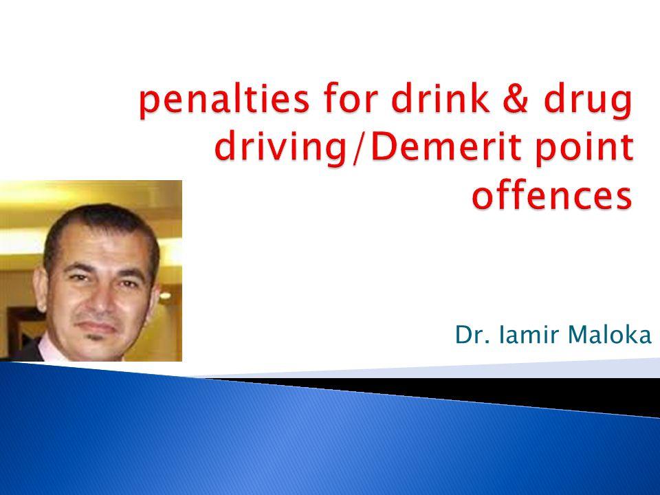 Dr. Iamir Maloka