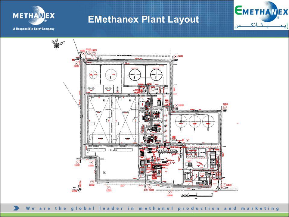 EMethanex Plant Layout