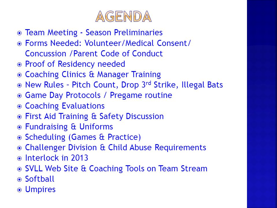  Master Approved Umpire List. Watch for it via e-mail within the week.