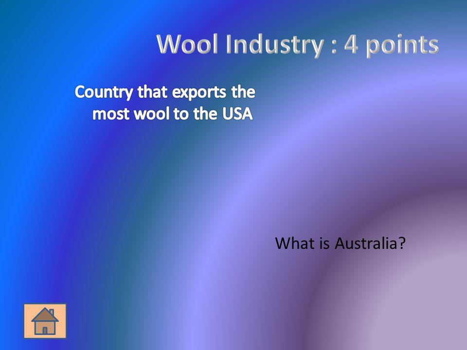What is Australia?