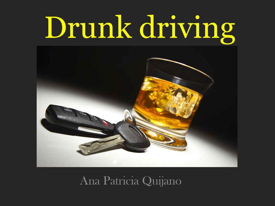 Ways to Stop Drunk Driving Understand Why Drunk Driving Destroys Lives Learn the Facts about Drunk Driving Be a Responsible Host Report Drunk Drivers Be a Leader