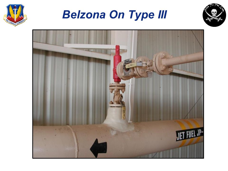 Belzona On Type III