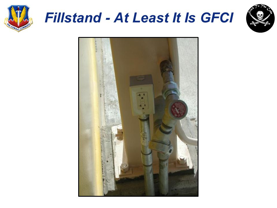 Fillstand - At Least It Is GFCI