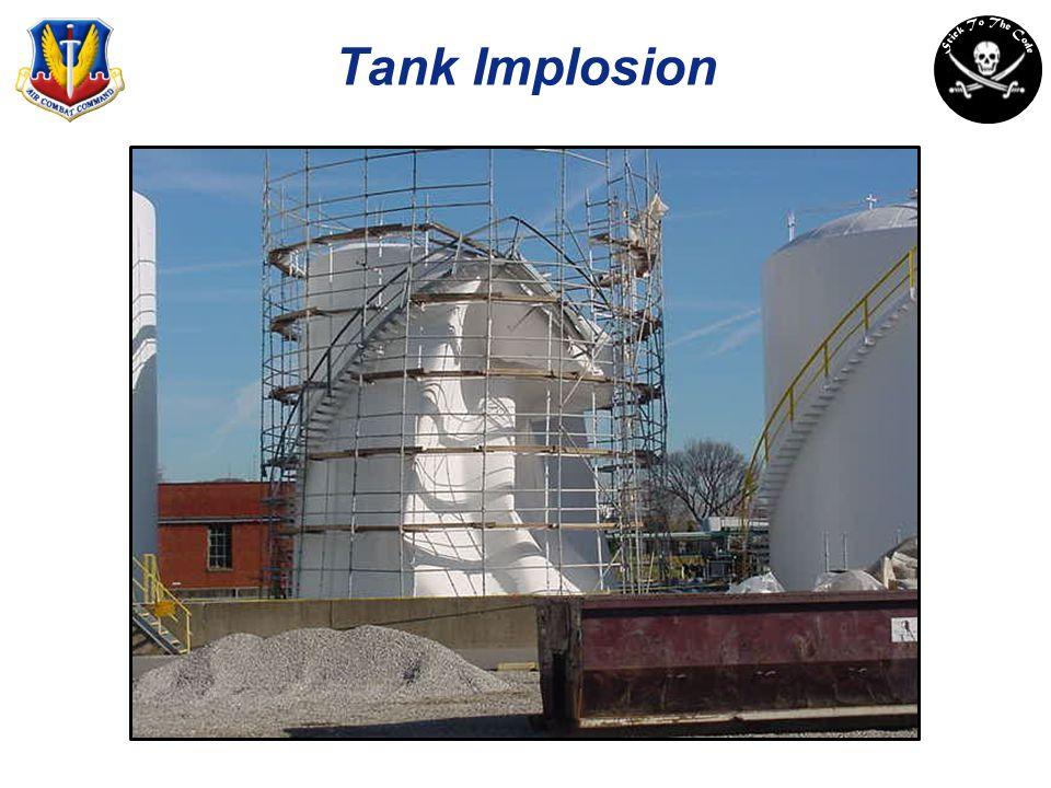Tank Implosion