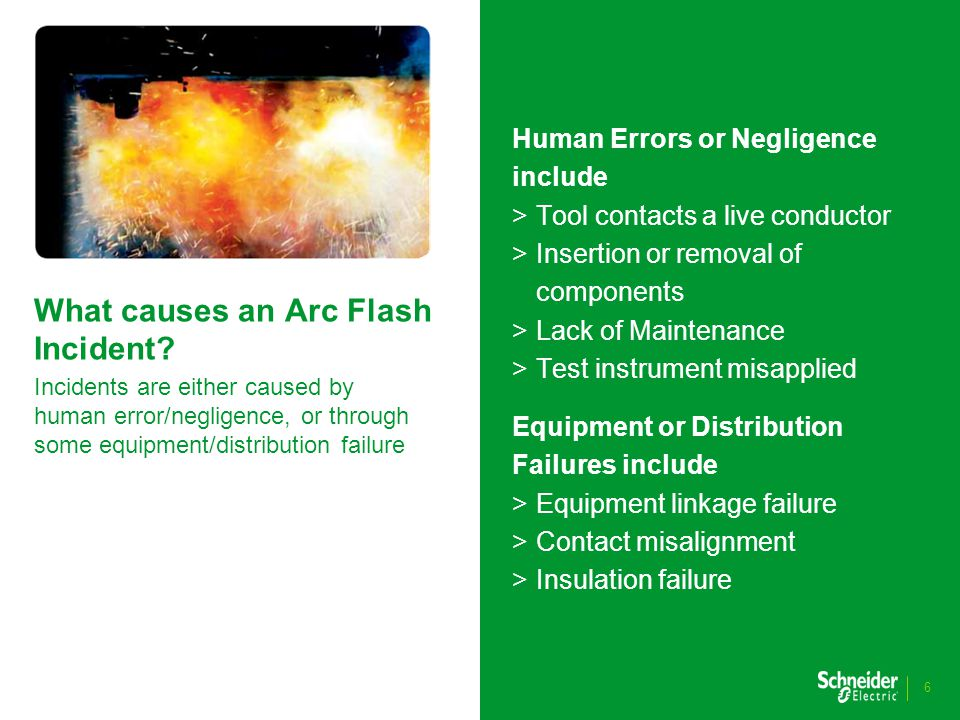 Arc Flash Maintenance Switch Objective: Temporary reduction in incident energy thru lower instantaneous trip settings Pros: Lower PPE requirements Cons: Temporarily changes system coordination may interfere with other protective functions.