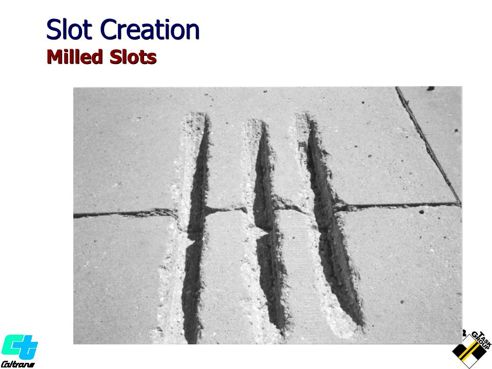 Slot Creation Milled Slots