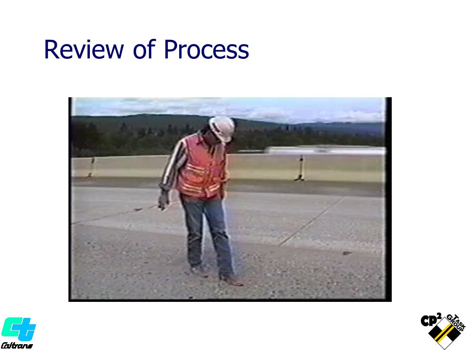 Review of Process