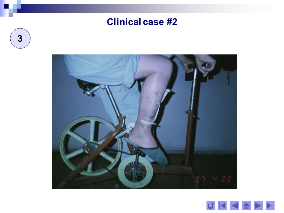 Clinical case #2 3