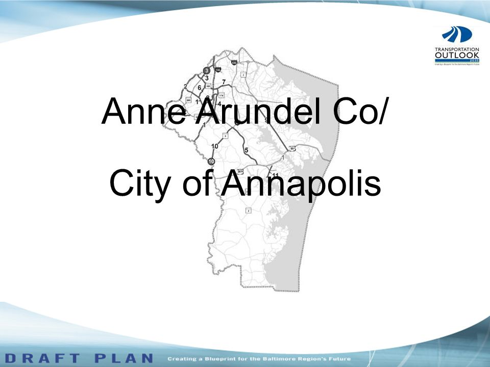 Anne Arundel Co/ City of Annapolis