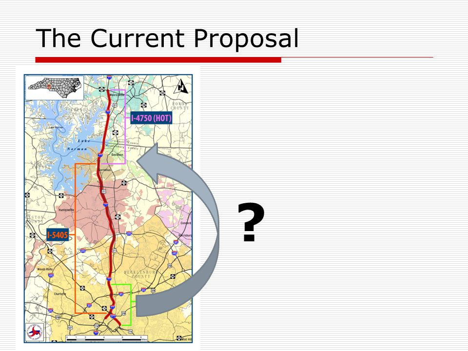 The Current Proposal