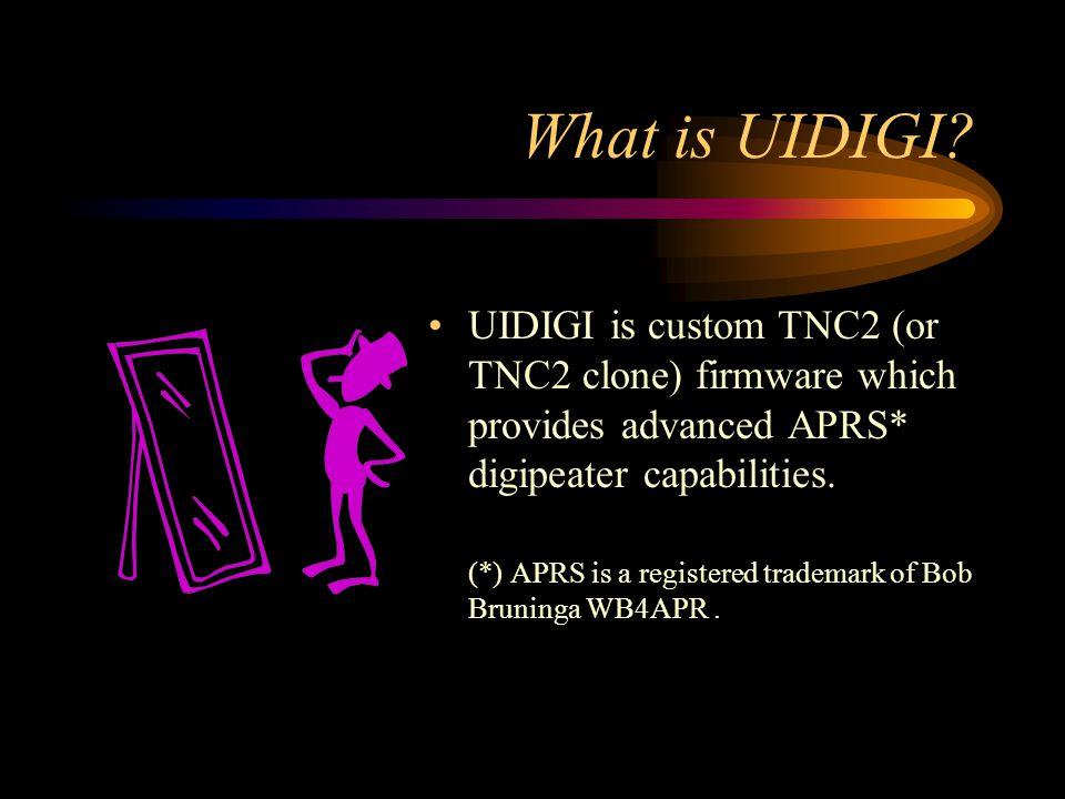 Why UIDIGI .
