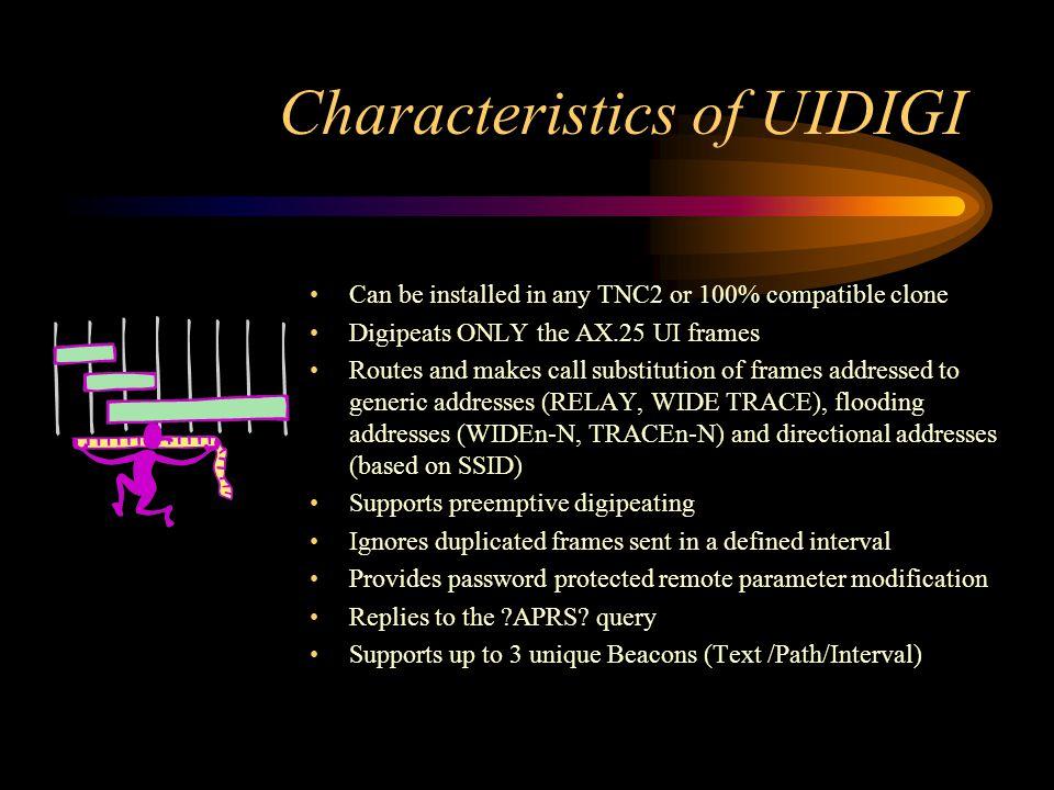 The brief history of UIDIGI (2/4) Much of 1999 was spent evolving the design of UIDIGI.