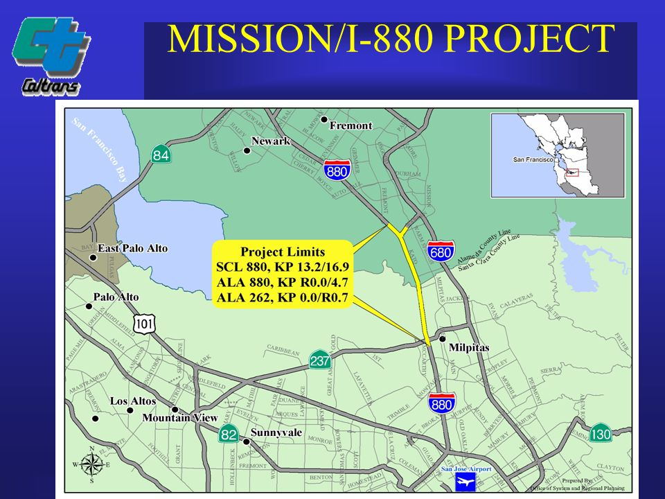 DISTRICT 04 MISSION/I-880 PROJECT