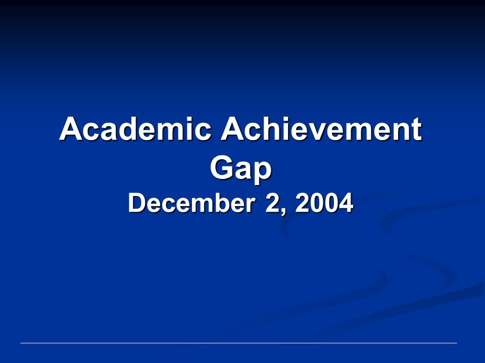 Gap Plan Focus on African American, and Latino student achievement Focus on African American, and Latino student achievement 80% FRPL 80% FRPL Lowest achievement Lowest achievement Success transferable Success transferable