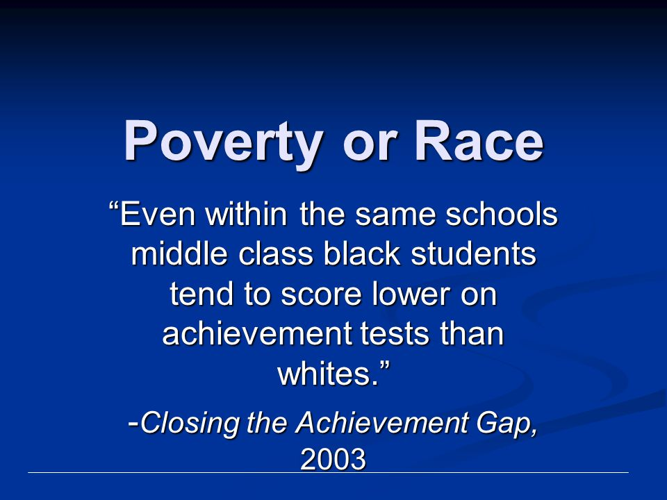 Schools Making Gains