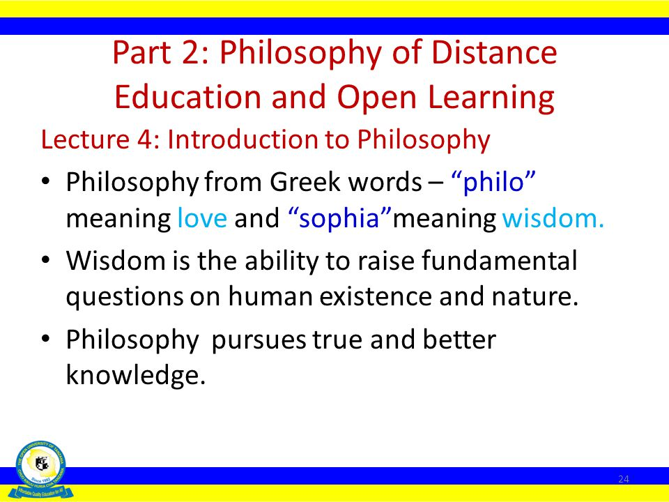Open learning is normally described in terms of the following 5 criteria: (i) Access related criteria (ii) Place and pace of study criteria (iii) Mean