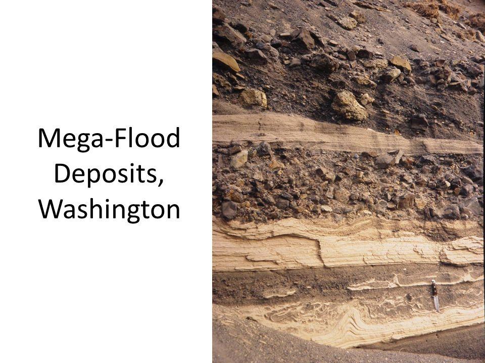 Mega-Flood Deposits, Washington