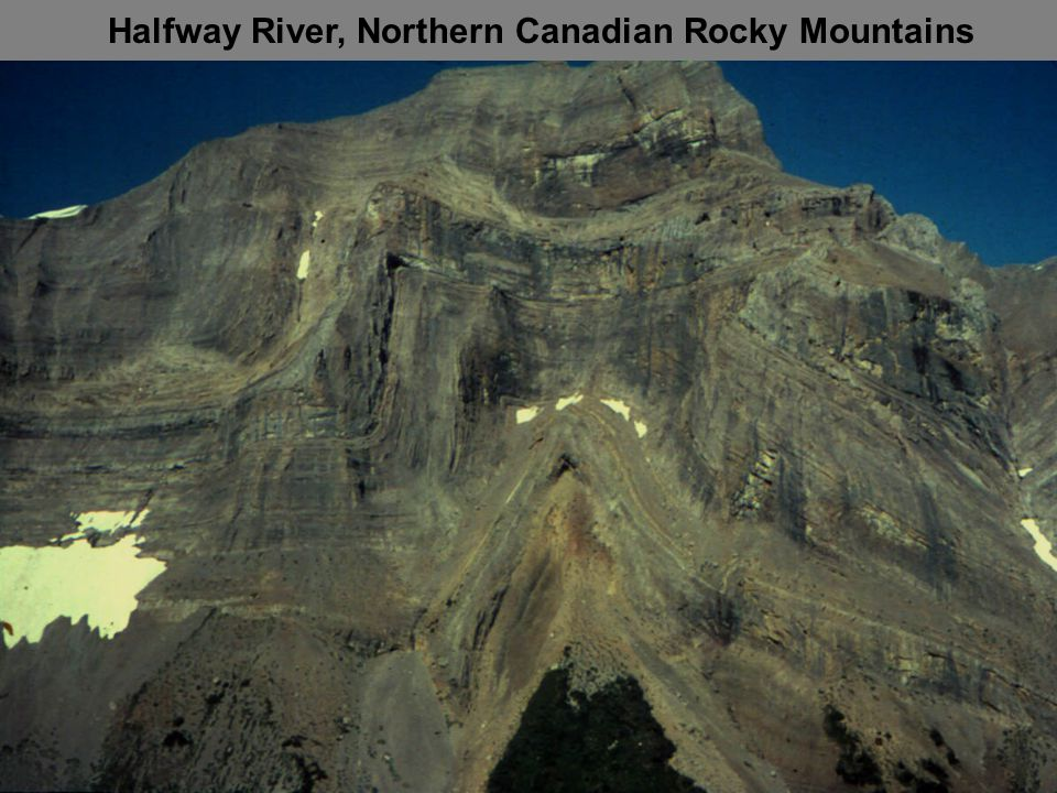 Halfway River, Northern Canadian Rocky Mountains