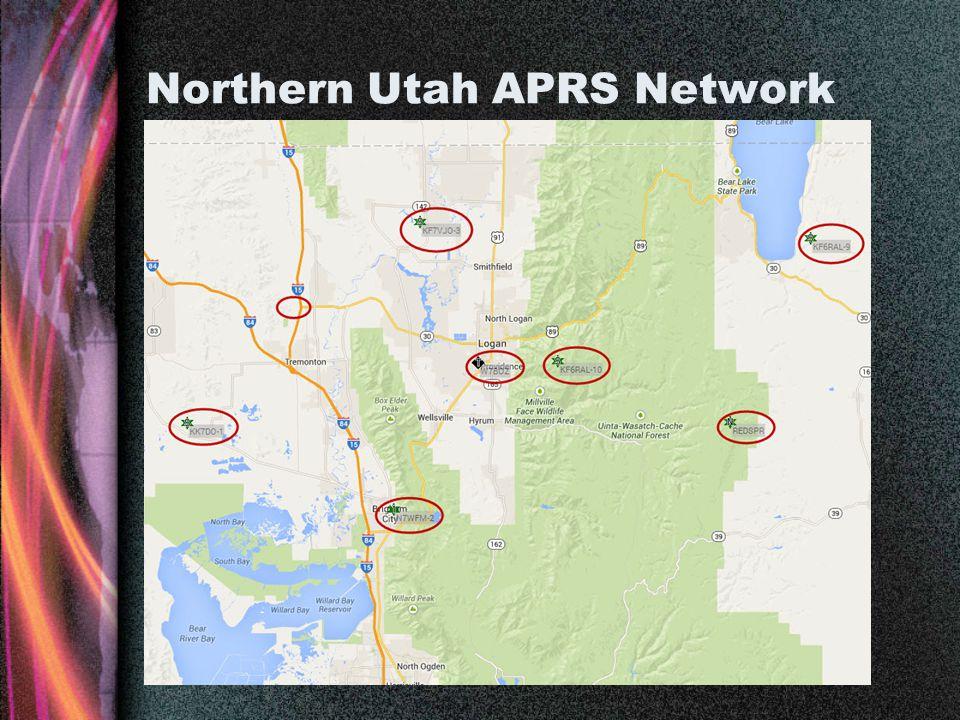 Northern Utah APRS Network
