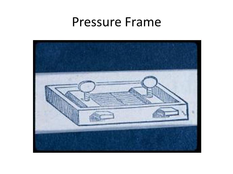 Pressure Frame