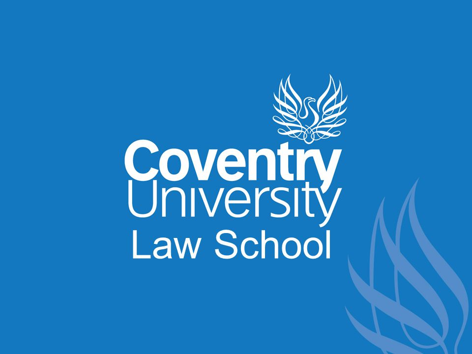 Coventry University Law School 18 out of the 26 with A2/AS qualifications passed and were eligible to proceed onto the LLB (69%) 7 out of 16 with other qualifications passed (44%) 25 out of the full cohort of 42 passed and eligible to proceed onto LLB (60%) 3 students who could have progressed, did not.