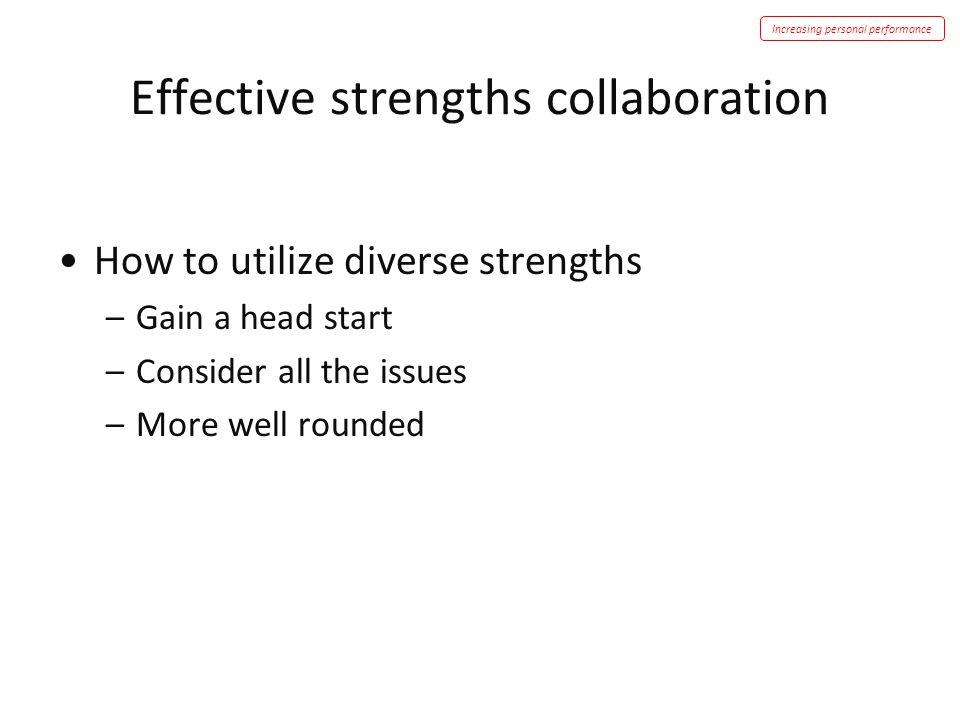 Greg's Top Five Woo Strategic Positivity Self-Assurance Activator - Great networker, very persuasive, influence peddler.